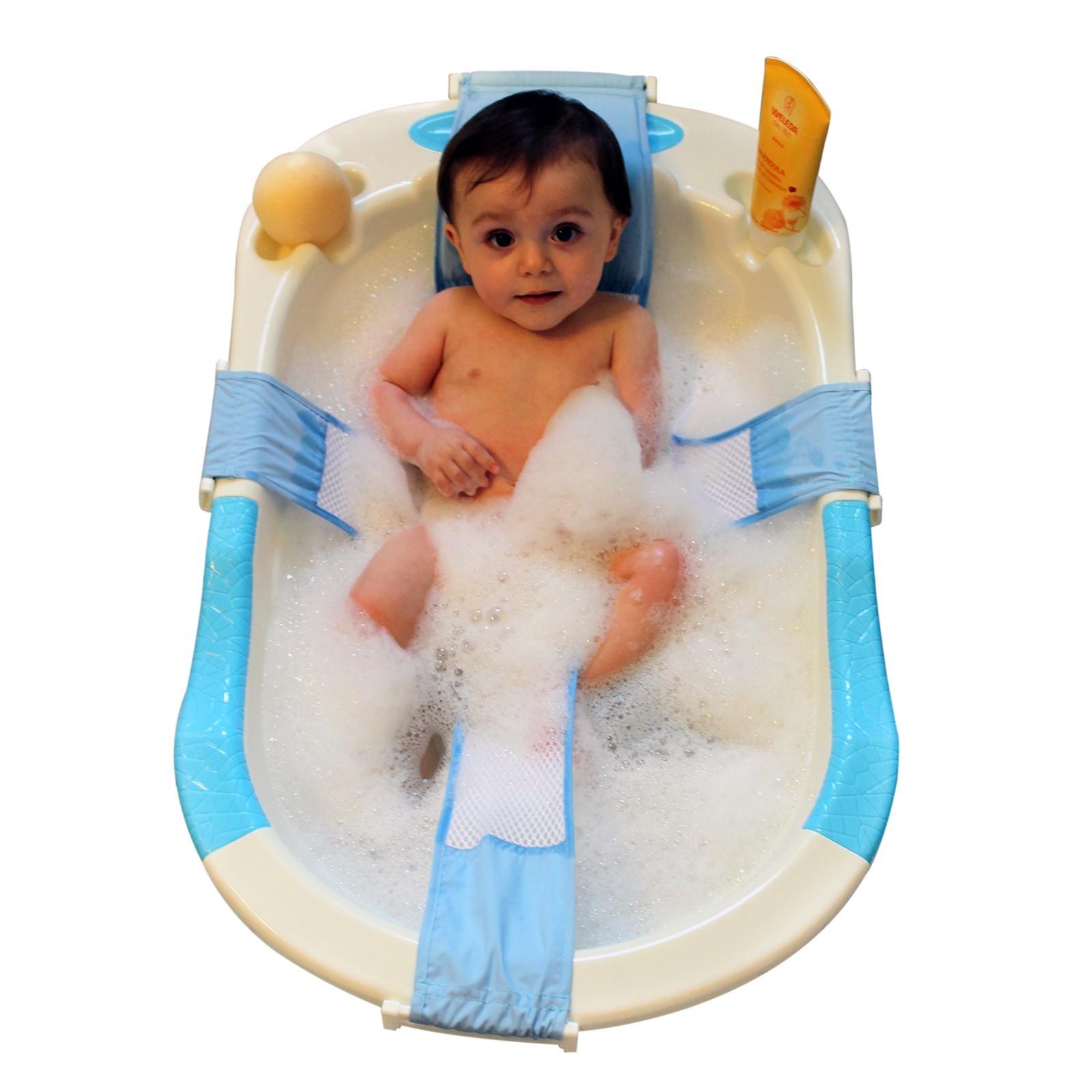 Monsieur b b baignoire b b baby plouf evolution for Rack pour le bain